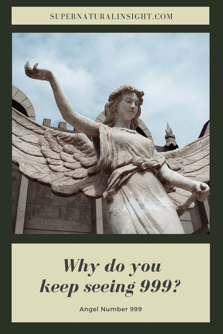Angel Number 999 – You Are Ready for Your Next Chapter