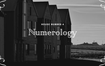 House Number 4 Numerology