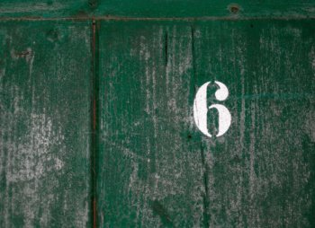 Number 6 Numerology