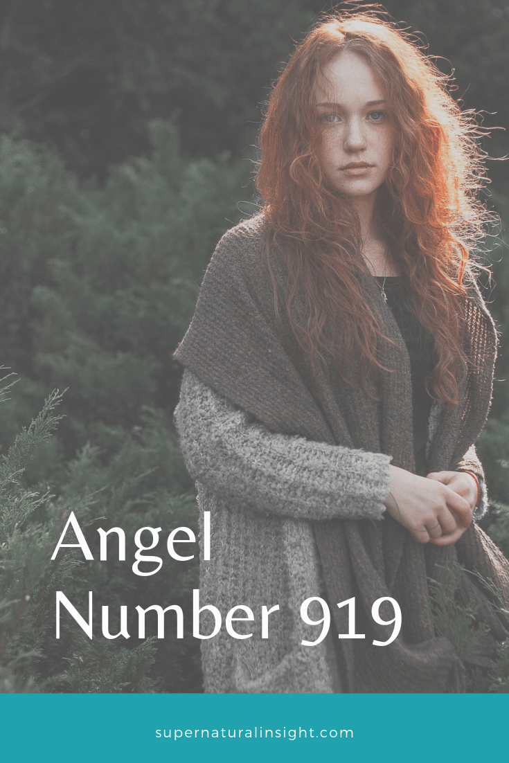 919 Angel Number - Changes to Love and Career