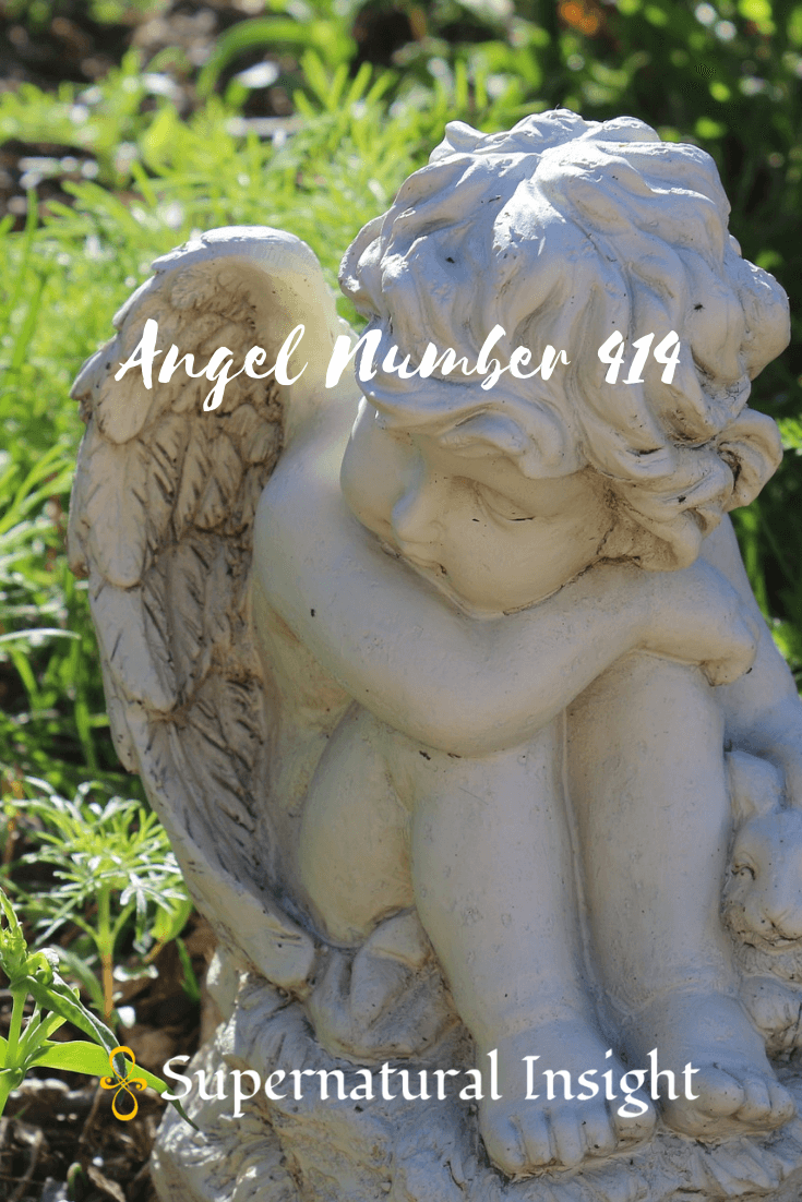 Angel Number 414