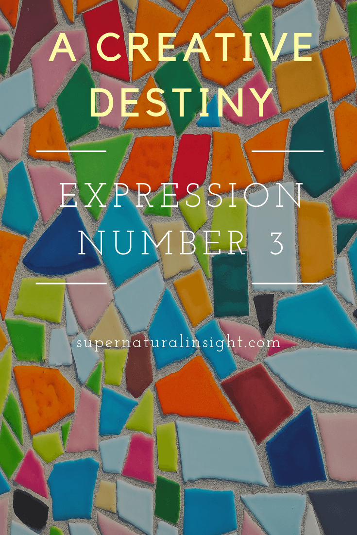 3 Expression Number