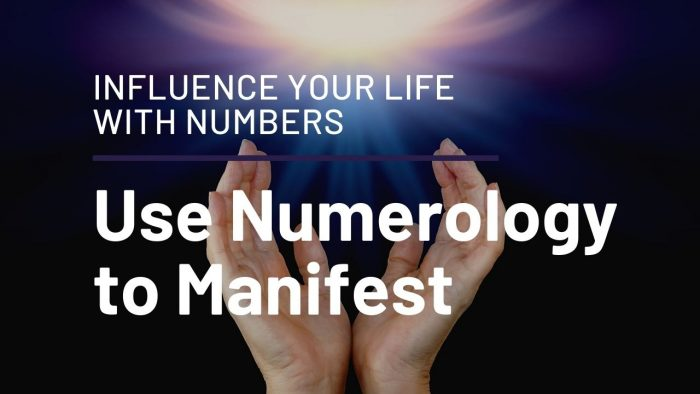 How to Use Numerology to Manifest