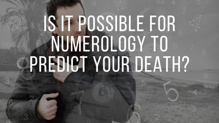 Can Numerology Predict Death